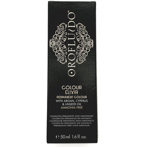 Orofluido 5.12 Light Pearly Brown 50ml (ammonia free/permanent colour) - WAHairSuppliers