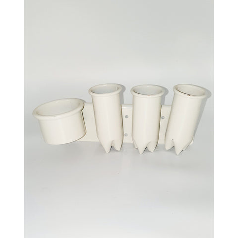 Glammar Appliance Holder White - WAHairSuppliers