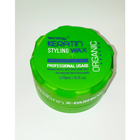X-Fashion Organic Styling Wax 175ml