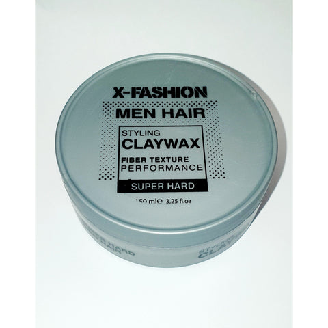 X-Fashion Styling Claywax Fibre Texture Performance Super Hard 150ml