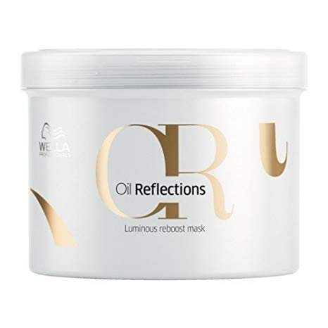 Wella Professionals - Oil Reflections Reboost Mask 500mL - WAHairSuppliers