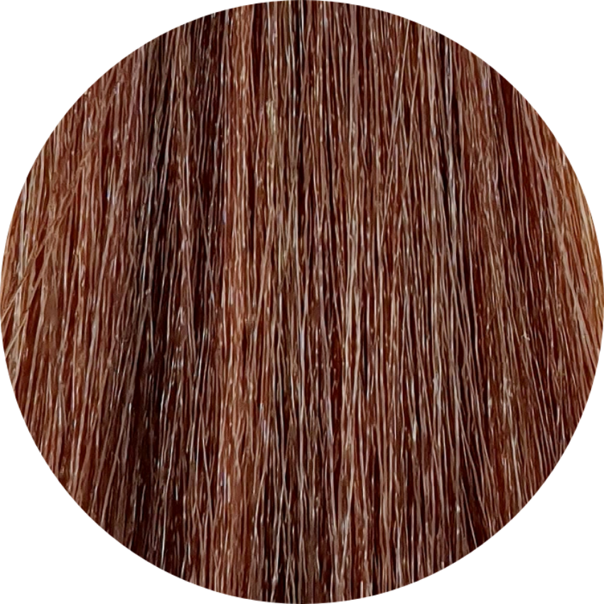 Orofluido 6.24 Dark Coppery Pearl Blonde 50ml (ammonia free/permanent colour) - WAHairSuppliers