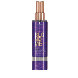 BlondMe Tone Enhancing Conditioning Spray Cool Blondes 150ml - WAHairSuppliers