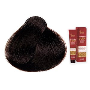 Echos Synergy Color Hair Colour 4.7 Brown Chestnut - WAHairSuppliers