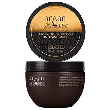 Argan DeLuxe Infusing Mask 250ml - WAHairSuppliers