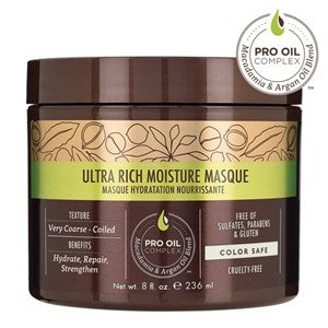 Macadamia Professional Ultra Rich Moisture Hair Masque - WAHairSuppliers