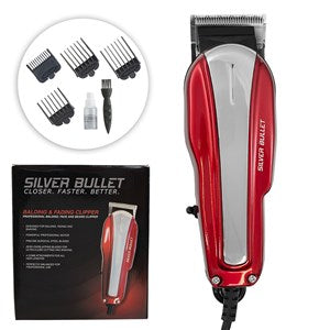 Silver Bullet Balding and Fading Hair Clipper - WAHairSuppliers