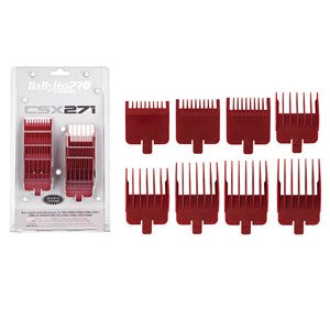 BaBylissPRO Hair Clipper Comb Attachment Set