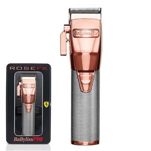 BaBylissPRO RoseFX Lithium Hair Clipper - WAHairSuppliers
