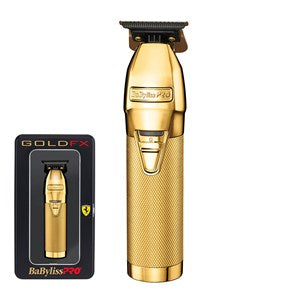 BaBylissPRO GoldFX Skeleton Lithium Hair Trimmer - WAHairSuppliers
