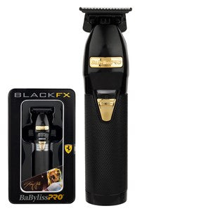 BaBylissPRO BlackFX Skeleton Lithium Hair Trimmer - WAHairSuppliers