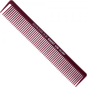 Krest Goldilocks G25 Hair Cutting Comb – 18.4cm - WAHairSuppliers