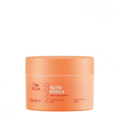 Wella Professionals Invigo Nutri-Enrich Mask 150ml - WAHairSuppliers