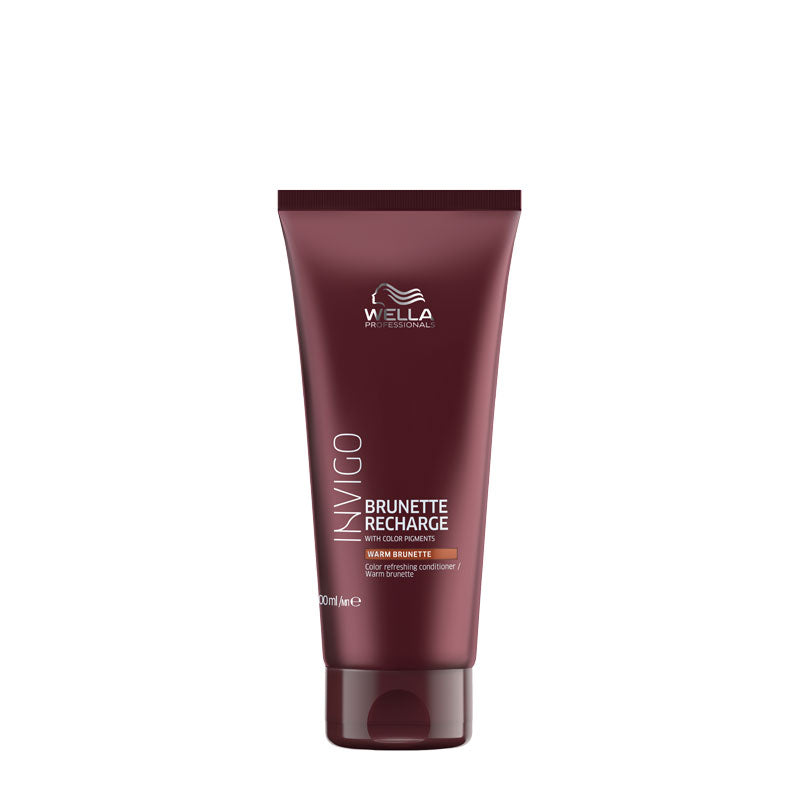 Wella Professionals Invigo Color Recharge Cool Brunette Conditioner - WAHairSuppliers