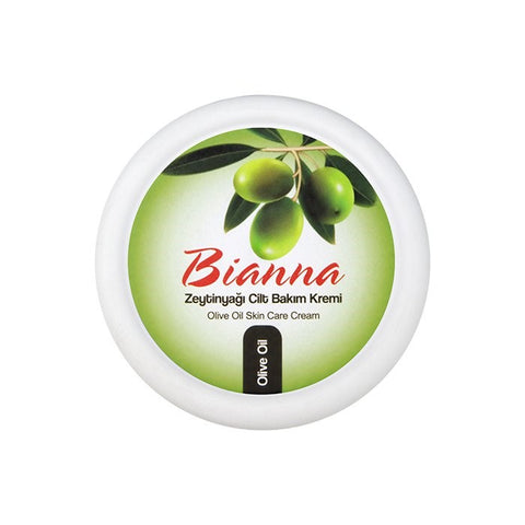 Bianna Olive Oil Skin Care Cream 150ml
