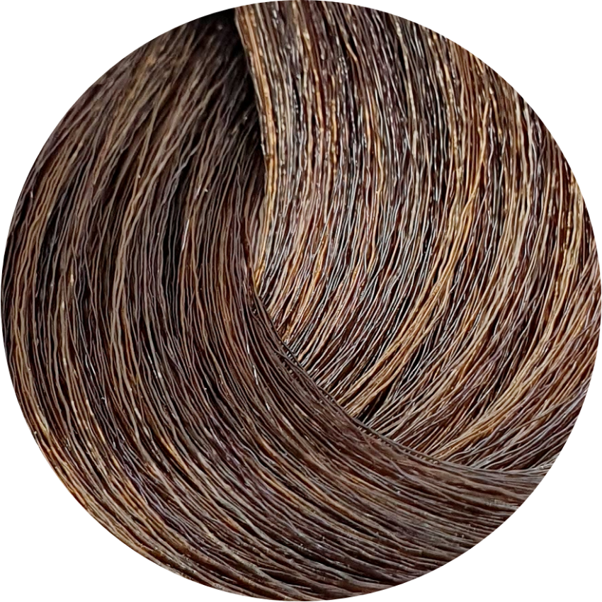 KC Permanent Colour 4.43 Copper Golden Brown, Chestnut Series - WAHairSuppliers