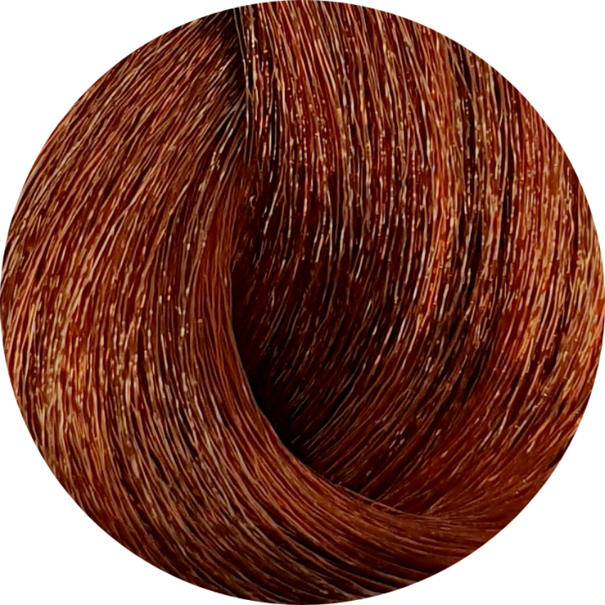KC Permanent Colour 8.43 Light Golden Copper Blonde, Chestnut Series - WAHairSuppliers