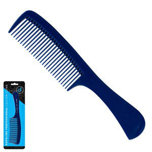 Dateline Professional Blue Celcon 3111 Basin Comb - 20cm - WAHairSuppliers