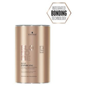 BlondMe Bond Enforcing Premium Lightener 9+ Powder 450ml - WAHairSuppliers