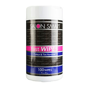Salon Smart Fast Wipes Hair Colour Remover 100pk - WAHairSuppliers