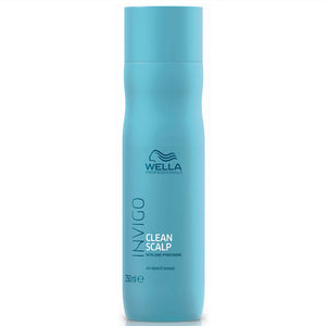 Wella Professionals Invigo Clean Scalp Shampoo 250ml - WAHairSuppliers