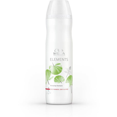 Wella Professionals - Elements Renewing Shampoo 250mL - WAHairSuppliers