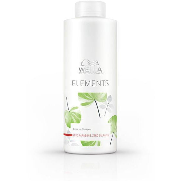 Wella Professionals - Elements Renewing Shampoo 1000mL - WAHairSuppliers