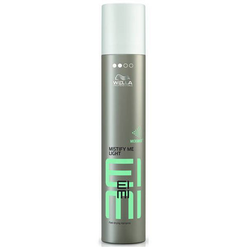 WELLA Professionals EIMI Mistify Me Light Hairspray (300ml) - WAHairSuppliers