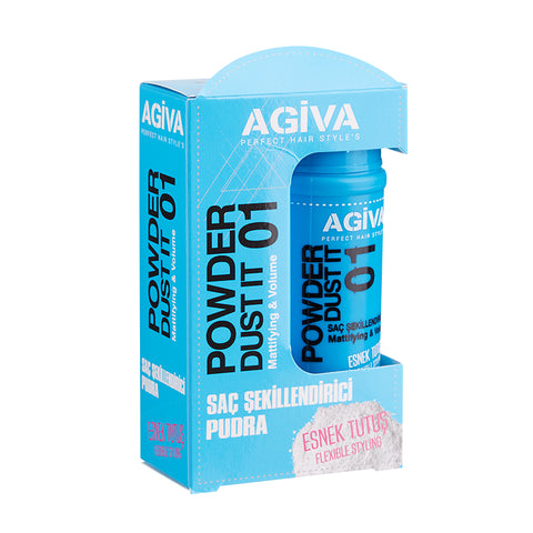 Agiva Powder Dust It 01 Flexible Styling 20g - WAHairSuppliers