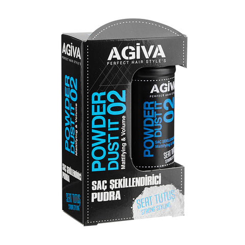 Agiva Powder Dust It 02 Strong Styling 20g - WAHairSuppliers