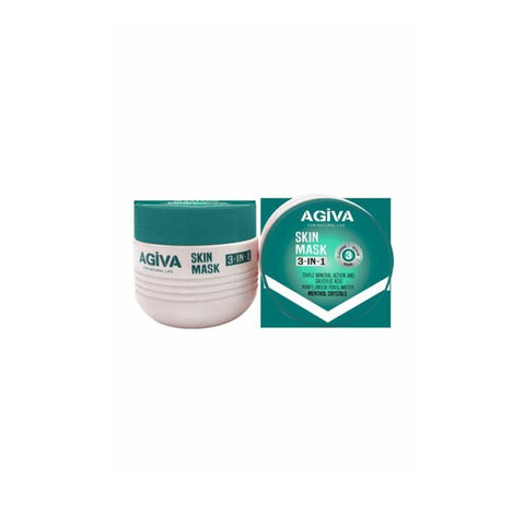 Agiva Skin Mask 3 in 1 (350ml) - WAHairSuppliers