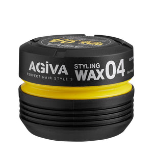 Agiva 04 Styling Wax Extra Strong 175ml - WAHairSuppliers