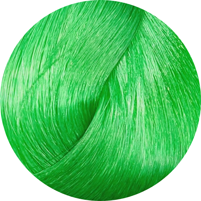 Keratonz By Colornow Semi-permanent Hair Color Emerald Green 180ml - WAHairSuppliers