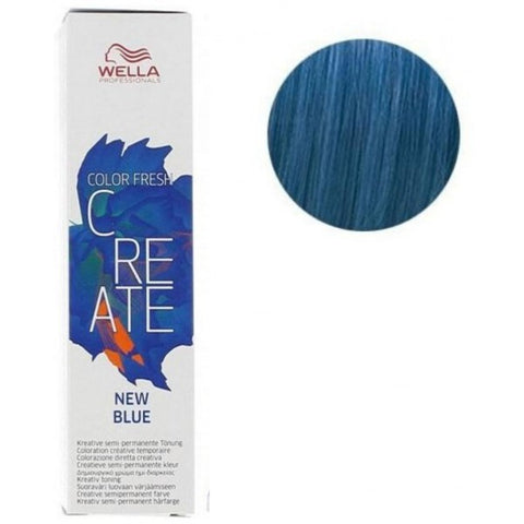 Color Fresh Create-New Blue - WAHairSuppliers