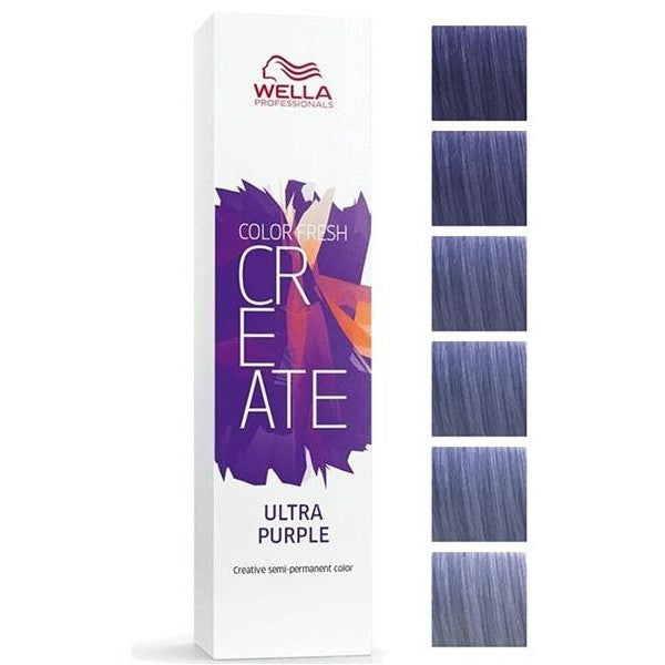 Color Fresh Create-Ultra Purple 60ml - WAHairSuppliers