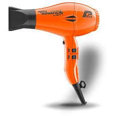 Parlux Advance Light Ceramic & Ionic Dryer Orange - WAHairSuppliers