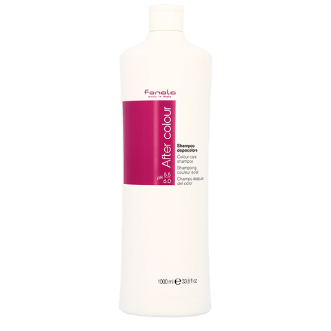Fanola After Colour Shampoo 1000ml - WAHairSuppliers