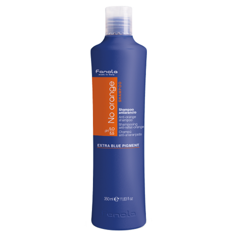 Fanola No Orange Shampoo 350ml - WAHairSuppliers