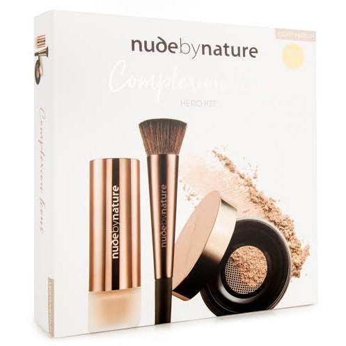 Nude by nature complexion icons (medium) - WAHairSuppliers