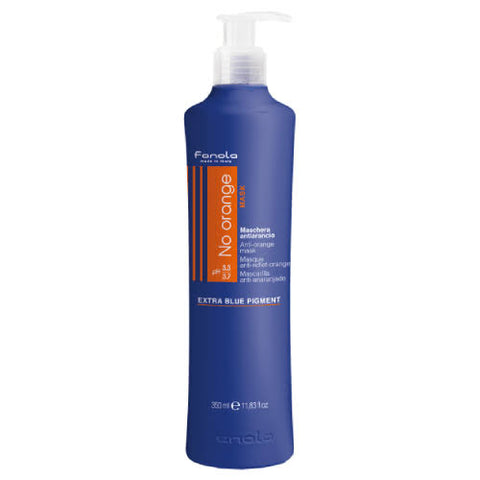 Fanola No Orange Mask 350ml - WAHairSuppliers