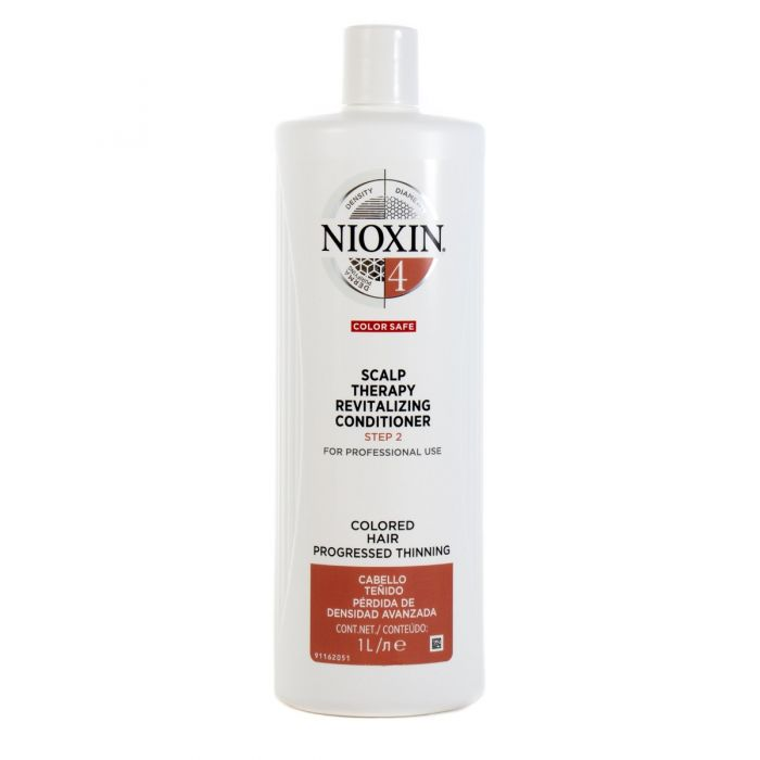 Nioxin System 4 Scalp Therapy Revitalizing Conditioner 1L - WAHairSuppliers