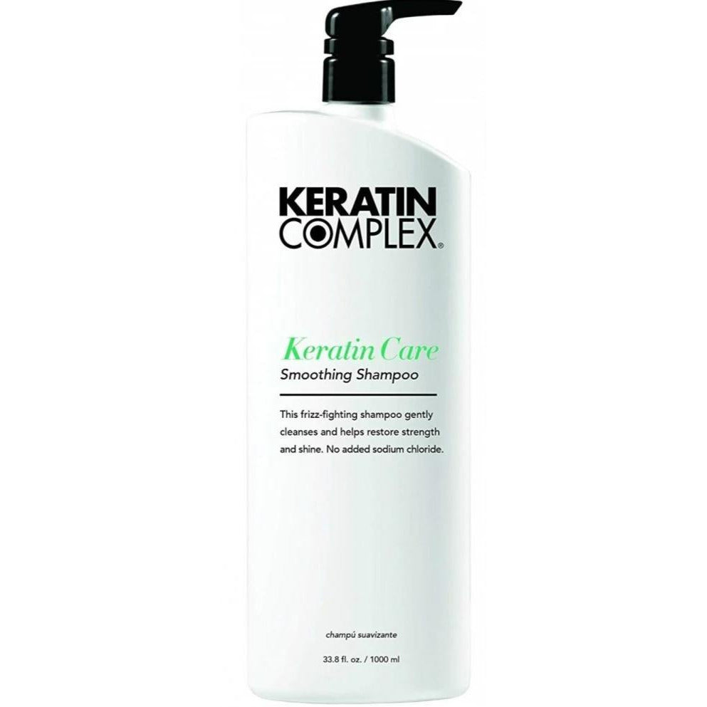 Keratin Complex Keratin Care Smoothing Shampoo 1000mL - WAHairSuppliers