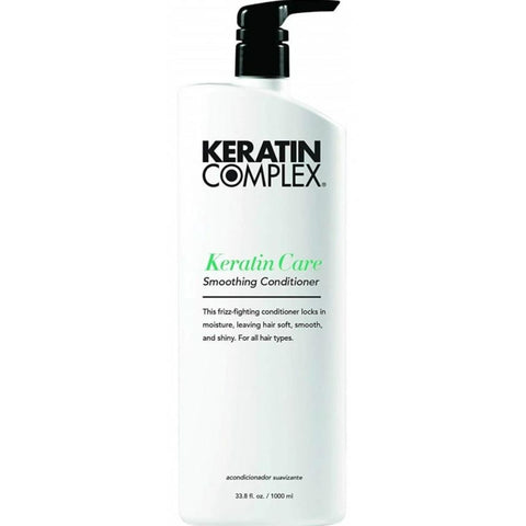 Keratin Complex Keratin Care Smoothing Conditioner 1000mL - WAHairSuppliers
