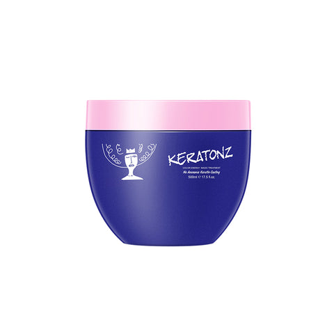 Keratonz By Colornow Color Lock Treatment Mask 500ml - WAHairSuppliers