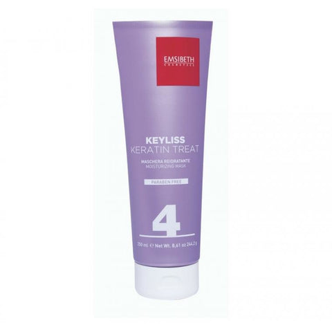 Emsibeth Keyliss KT Moisturising Mask 250ml - WAHairSuppliers