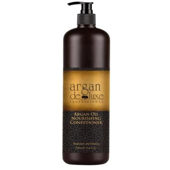 Argan DeLuxe Nourishing Conditioner 1L - WAHairSuppliers