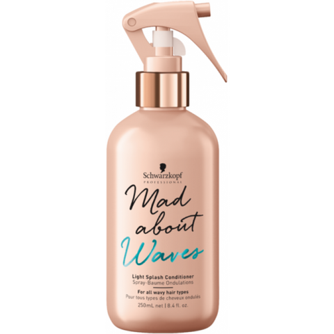 Schwarzkopf - Mad About Waves Light Splash Conditioner 250mL