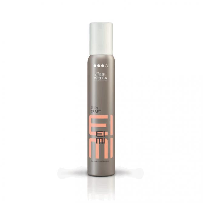 WELLA Professionals EIMI Curl Craft Wax Mousse (200ml)