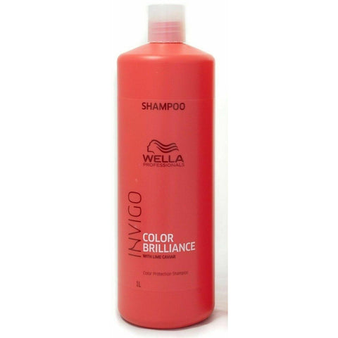 Wella Professionals INVIGO Color Brilliance Shampoo 1 Litre