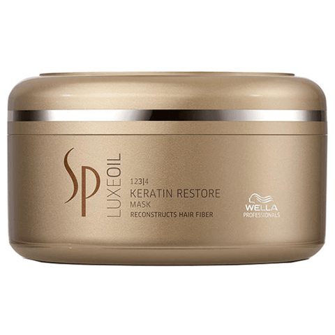Wella SP Luxe Oil Keratin Restore Mask 150ml - WAHairSuppliers